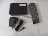 Tuner HD DVB-T, mpeg4 h.264 receiver, multi media player, mini DVB-T MPEG4