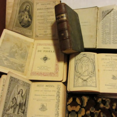 CARTI RELIGIOASE VECHI - Carte veche