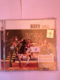 KISS - GOLD (definitive collection 2cd)- 2005/MERCURY REC/GERMANY cd nou/sigilat, universal records