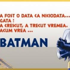 Batman Seria Animata Vol. 1 DVD Boxset Original (4 discuri) - Film serial warner bros. pictures, Aventura, Romana