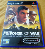 Joc Prisoner of War, PS2, original, alte sute de jocuri!, Actiune, 12+, Single player, Codemasters