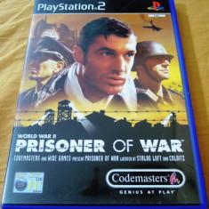 Joc Prisoner of War, PS2, original, alte sute de jocuri! - Jocuri PS2 Codemasters, Actiune, 12+, Single player