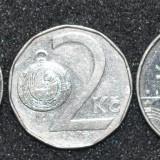 1976 LOT MONEZI CEHIA 1, 2, 5 COROANE