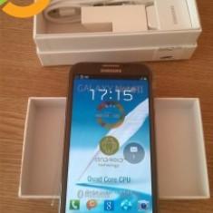 SAMSUNG GALAXY NOTE 2 - Telefon mobil Samsung Galaxy Note 2, Albastru, 16GB, Neblocat
