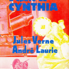 L'EPAVE DU CYNTHIA de JULES VERNE si ANDRE LAURIE (IN LIMBA FRANCEZA) - Carte in franceza