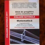 Evaluare Nationala Matematica editura Sigma 2010