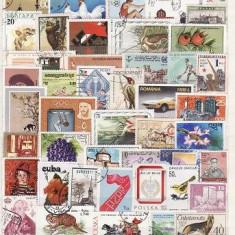 179 - Lot timbre stampilate si nestampilate diverse tari