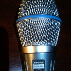 Microfon Shure Incorporated Shure Beta 87A