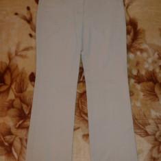 Pantaloni Zara Basic; marime 36: 76 cm talie, 100 cm lungime; ca noi - Pantaloni dama Zara, Culoare: Din imagine