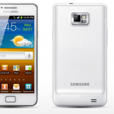 Samsung Galaxy I9105 Galaxy SII PLUS 16GB ALB - Telefon mobil Samsung Galaxy S2 Plus, Neblocat