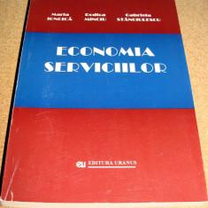 ECONOMIA SERVICIILOR - Maria Ioncica / Rodica Minciu / Gabriela Stanciulescu