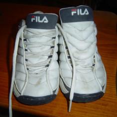 FILA SPORT - Adidasi dama FILA, Culoare: Alb, Marime: 36, Alb