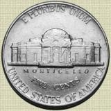 SUA 5 CENTS 1996, Thomas Jefferson, al 3-lea presedinte al Statelor Unite