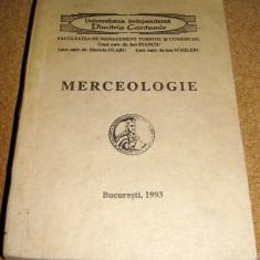 MERCEOLOGIE - Universitatea Dimitrie Cantemir