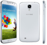 Samsung galaxy s4 white foliat, 16GB, Alb, Neblocat