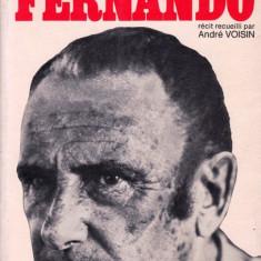 DON FERNANDO de FERNAND FOURNIER-AUBRY (IN LIMBA FRANCEZA) - Carte in franceza