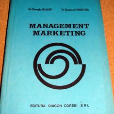 MANAGEMENT MARKETING - Dr. Gheorghe Basanu / Dr. Dumitru Fundatura - Curs marketing
