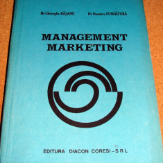 MANAGEMENT MARKETING - Dr. Gheorghe Basanu / Dr. Dumitru Fundatura - Curs marketing