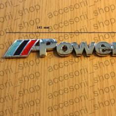 Scris M POWER 32958 - Embleme auto