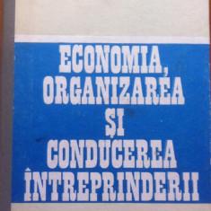 ECONOMIA, ORGANIZAREA SI CONDUCEREA INTREPRINDERII - Mioara Bucur, Andrei Petre