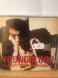 SYDNEY YOUNGBLOOD - FEELING FREE (1989/VIRGIN REC/GERMANY) - cd nou/sigilat, virgin records