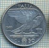 3267 MONEDA - ITALIA - 50 CENTESIMI - anul 1940 (magnetica) -starea care se vede