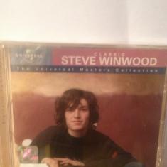 STEVE WINWOOD (TRAFFIC) -THE COLLECTION (2001/UNIVERSAL MUSIC/UK) cd nou/sigilat, universal records