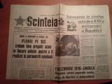 Ziarul scaneia 1 decembrie 1972 ( 54 de ani de la marea unire din 1918 )