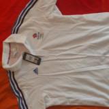 Tricou polo ADIDAS original SUPER PRET - Tricou barbati Adidas, Marime: L, XL, Culoare: Negru, Maneca scurta