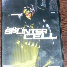 SPLINTER CELL. JOC PC - Jocuri PC Ubisoft, Shooting, 18+, Single player