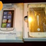 VAND TELEFON ZTE TANIA Windows Phone 7.8 - Telefon mobil ZTE