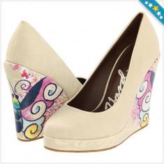 Sandale ED HARDY Ophelia - Pantofi Dama, Femei - 100% AUTENTIC - Pantof dama Ed Hardy, Culoare: Din imagine, Marime: 39