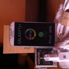 Samsung Galaxy S4 - Telefon mobil Samsung Galaxy S4, Alb, 16GB, Neblocat, 1500-1799 MHz