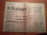 Ziarul scanteia 20 septembrie 1972