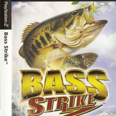 JOC PS2 BASS STRIKE ORIGINAL PAL / STOC REAL / by DARK WADDER - Jocuri PS2 Thq, Simulatoare, 3+, Single player