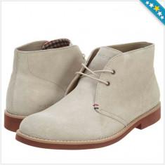 Ghete TOMMY HILFIGER - Ghete, Pantofi Barbati - Piele Naturala - 100% AUTENTIC