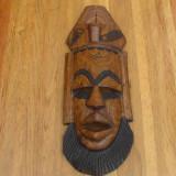 Masca de lemn, africana nr61 - Arta din Africa