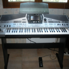 ROLAND E-80 MUSIC WORKSTATION VER.2 MP3 - Orga