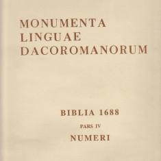 Biblia 1688,pars IV,NUMERI