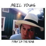 Neil Young Fork in the road, CD
