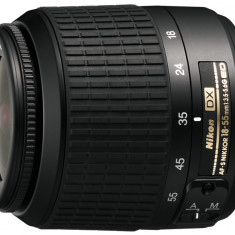 Nikon AF-S 18-55mm f/3.5-5.6 G VR (stabilizare de imagine) - Obiectiv DSLR Nikon, Nikon FX/DX