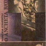O ANCHETA RATATA / MIRCEA IONESCU - roman -, 25 - Revista culturale