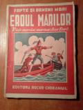 fapte si oameni mari-1942-viata marelui marinar jean bart - semnatura autorului