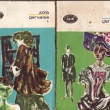 GERVAISE de EMILE ZOLA (2 VOLUME) - Roman, Anul publicarii: 1972