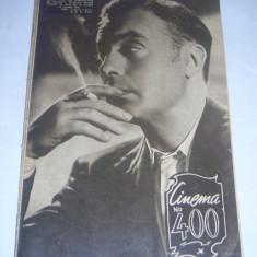 REVISTA CINEMA 29 octombrie 1938 - Revista culturale