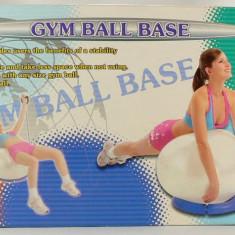 Suport pentru minge de fitness - Minge Fitness