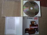 ella fitzgerald compact muzica jazz blues verve cd disc 1987 editie vest
