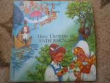 SOLDATUL DE PLUMB IB SI CRISTINA HANS CHRISTIAN ANDERSEN povesti disc vinyl lp, VINIL, electrecord