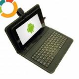 Husa cu tastatura pentru tableta 7 inch - Husa tableta cu tastatura