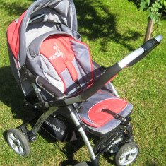 Vand Carucior 2 in 1 marca DHS stare exceptionala - Carucior copii 2 in 1 DHS Baby